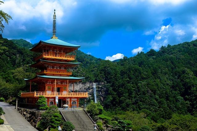 תמונת רקע - יפן