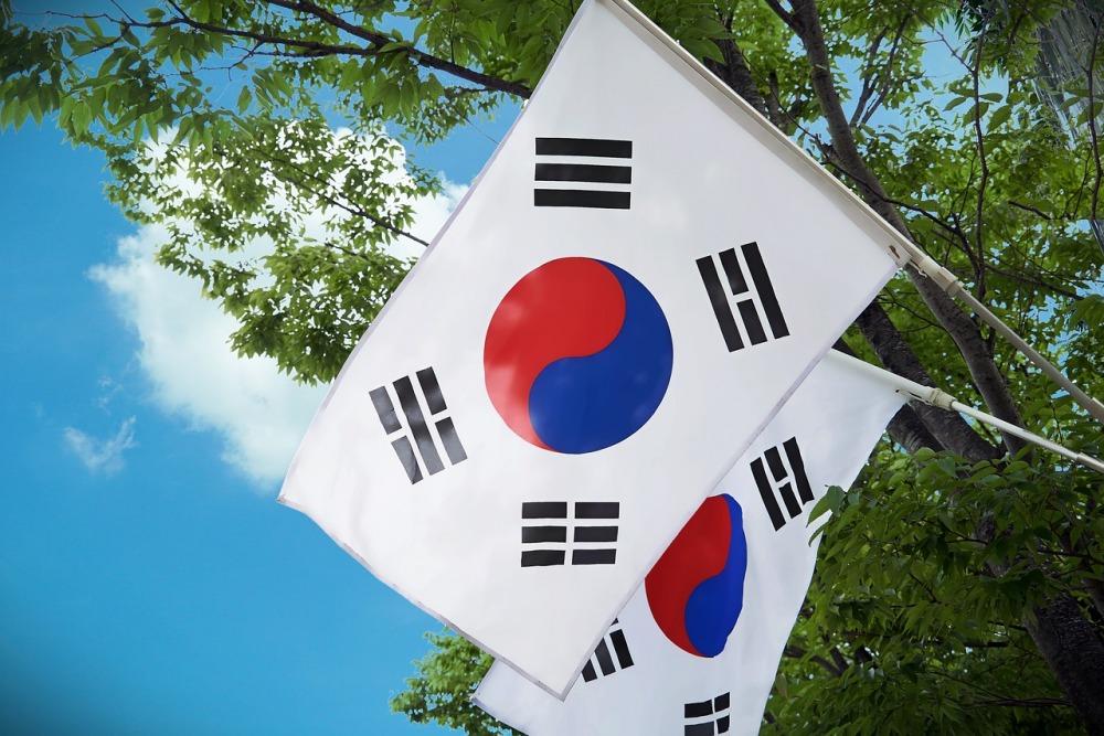 דגל דרום קוריאה